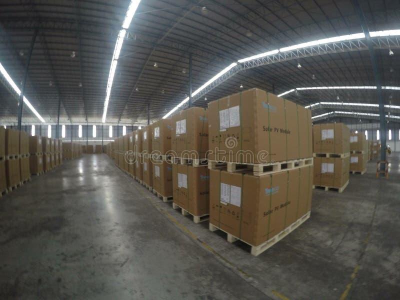 Товары в складе стоковые изображения rf