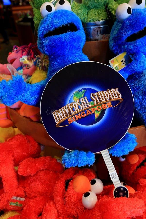 Товар на студии Universal Сингапуре стоковые фото