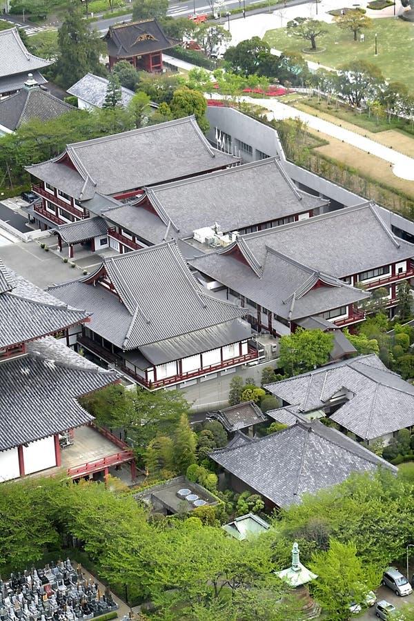 Download токио виска стоковое изображение. изображение насчитывающей дворец - 6850641