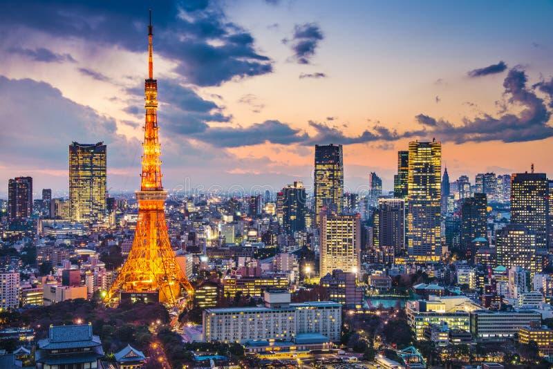 Токио Япония стоковые фото