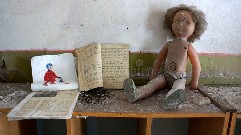 Токсические игрушки стоковая фотография