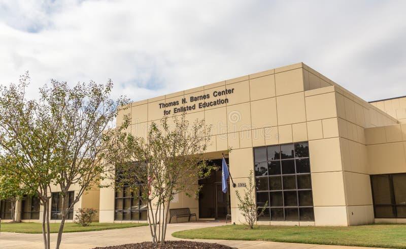 Томас n Центр Barnes для завербованного образования стоковые изображения