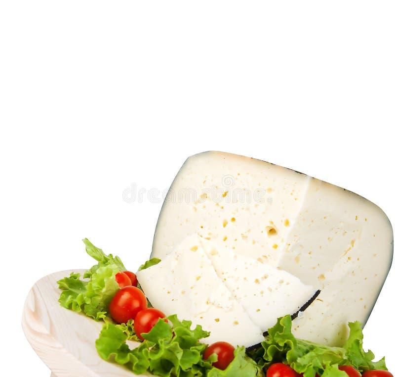 томаты салата pecorino стоковое изображение