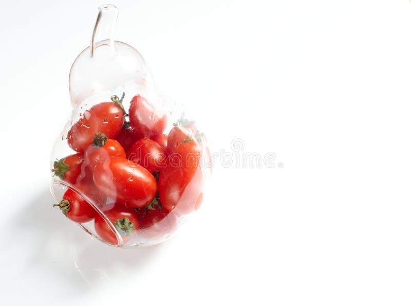 Томат вишни стоковое фото