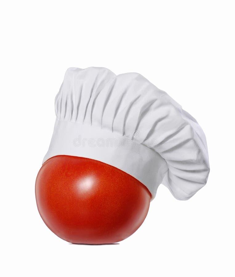 томат шеф-повара стоковое фото