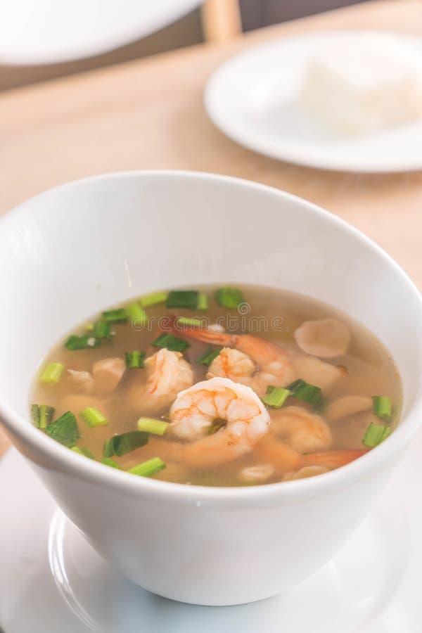 Том Yum Kung: Тайская символическая еда стоковые фото