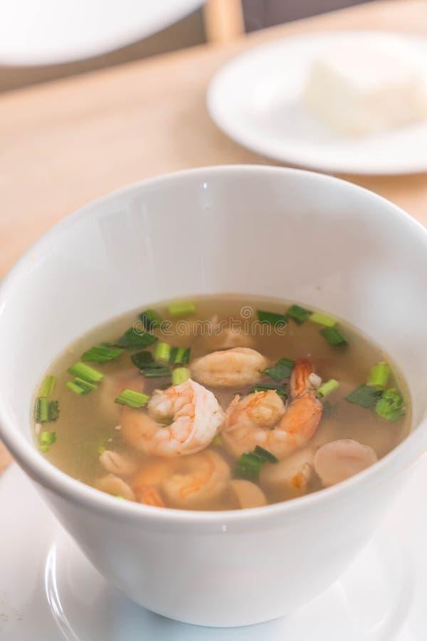 Том Yum Kung: Тайская символическая еда стоковое изображение rf