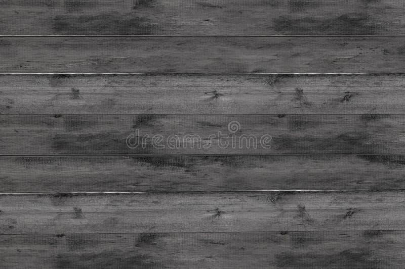 Тонизированные доски предпосылки деревянные горизонтальные обшивают панелями холст monochrome дизайна основания деревенский жестк стоковая фотография rf