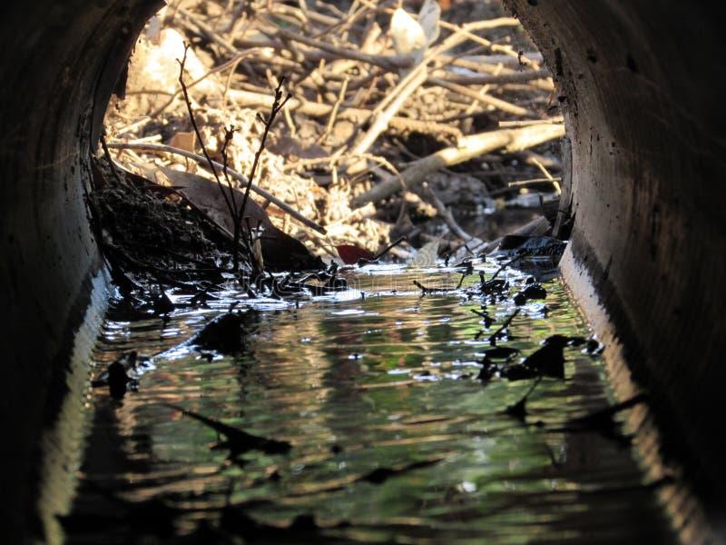 Тоннели нечистот в Найроби стоковое фото