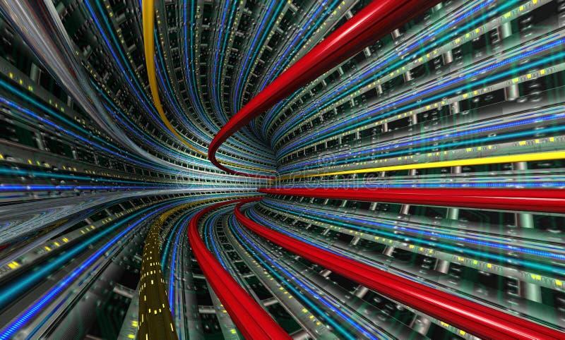 тоннель данных