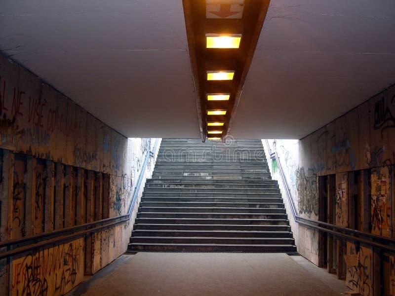 тоннель урбанский стоковые изображения