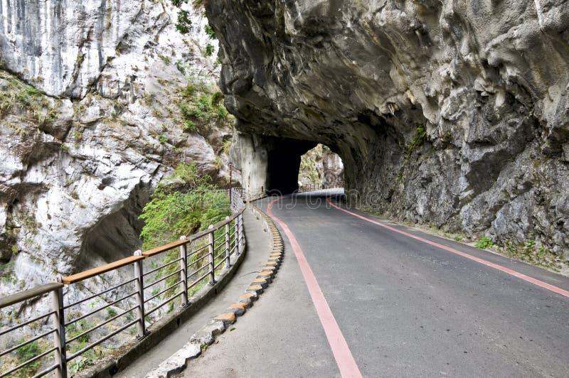 тоннель taiwan стоковое изображение rf