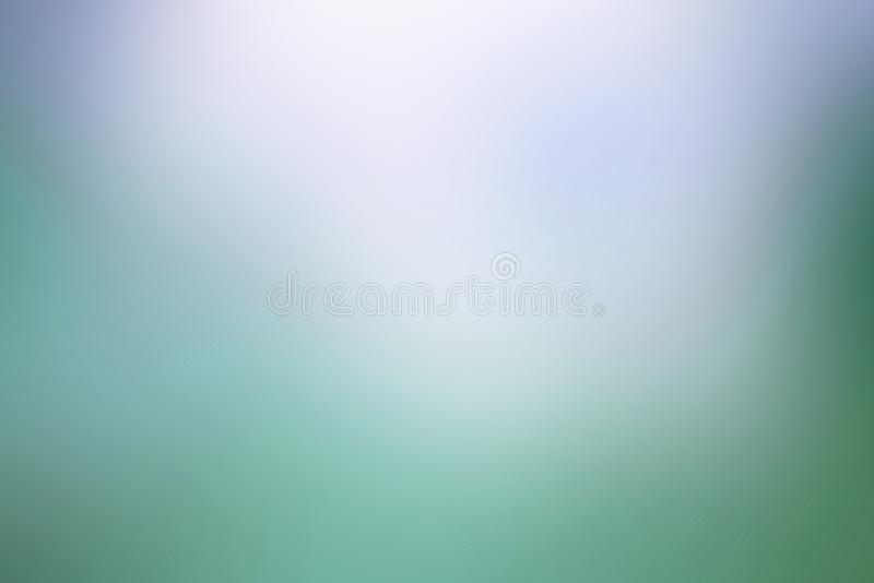 Тоны предпосылки градиента красочные абстрактные, голубых и зеленых пастельные стоковая фотография