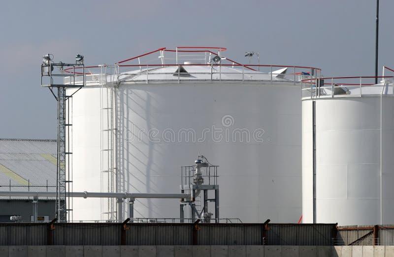 топливо депо стоковая фотография rf