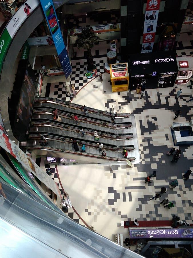 Торговый комплекс стоковые изображения rf