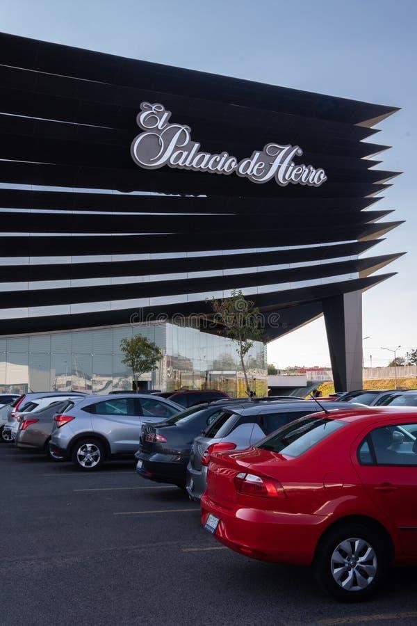 Торговый центр и центр образа жизни в Queretaro Мексике стоковая фотография
