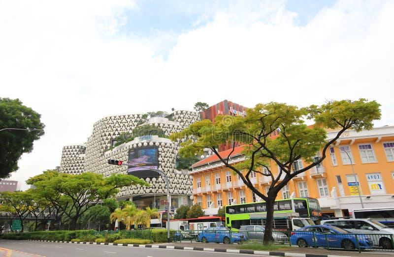Торговый центр Сингапур соединения Bugis стоковые изображения