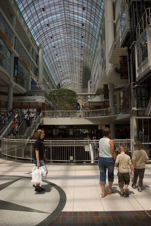 Торговый центр Торонто стоковое изображение