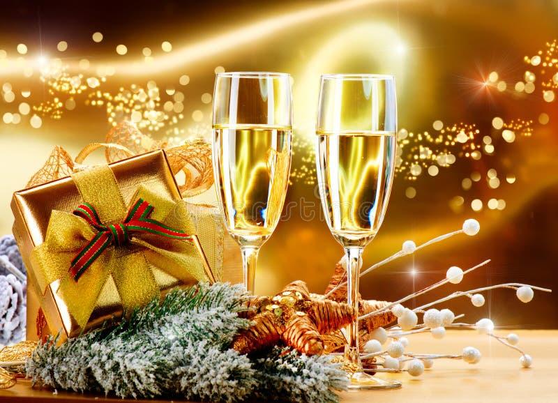 Торжество Новый Год стоковая фотография rf