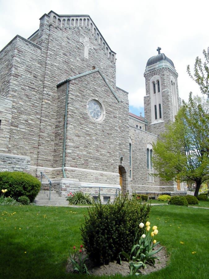 Торонто наша дама вечной церков 2010 помощи стоковое изображение rf