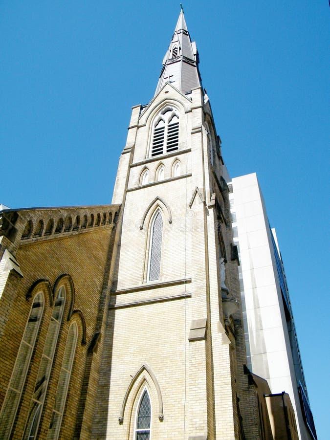 Торонто наша дама церков 2010 Mount Carmel стоковая фотография rf