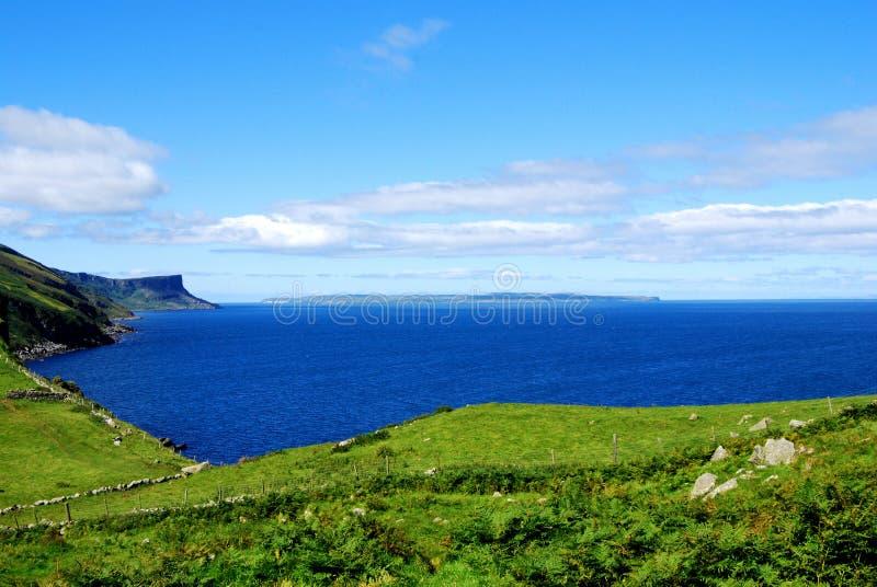 торр. Ирландии головки свободного полета antrim северные стоковое изображение rf