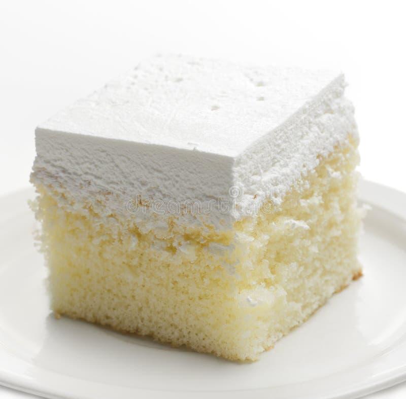Торт ванили стоковые фотографии rf