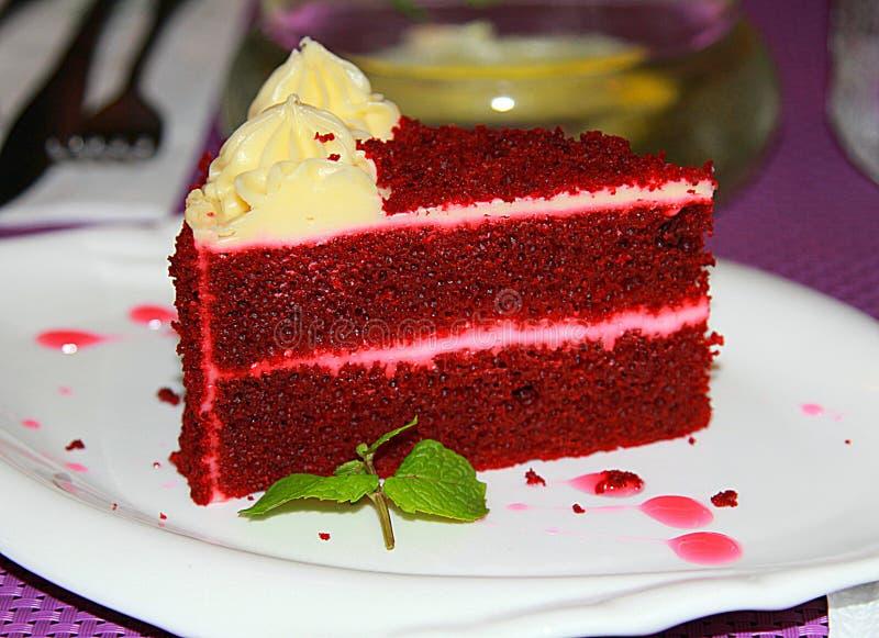 Download Торт красного дьявола стоковое фото. изображение насчитывающей шоколад - 81814240