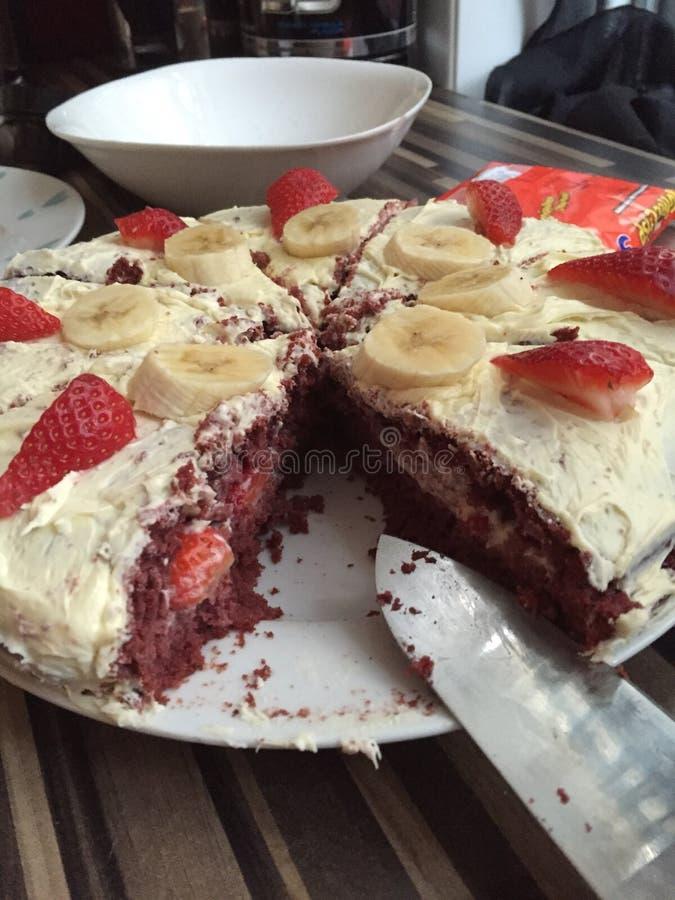 Торт красочный стоковое фото rf