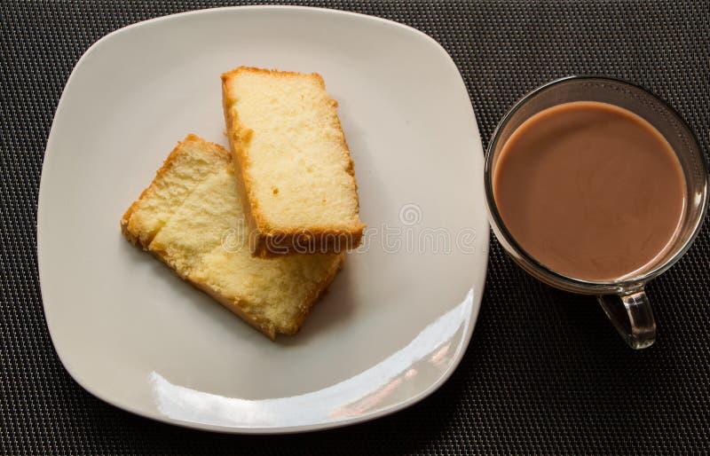 торт масла вкусный стоковые фотографии rf