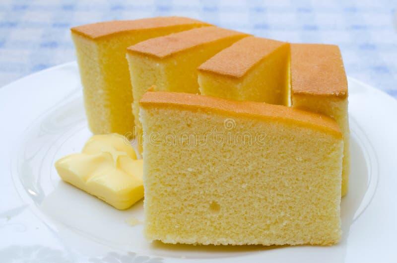 Торт масла стоковые изображения