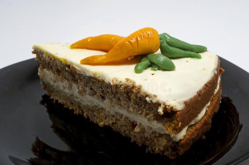 Торт моркови стоковое фото rf
