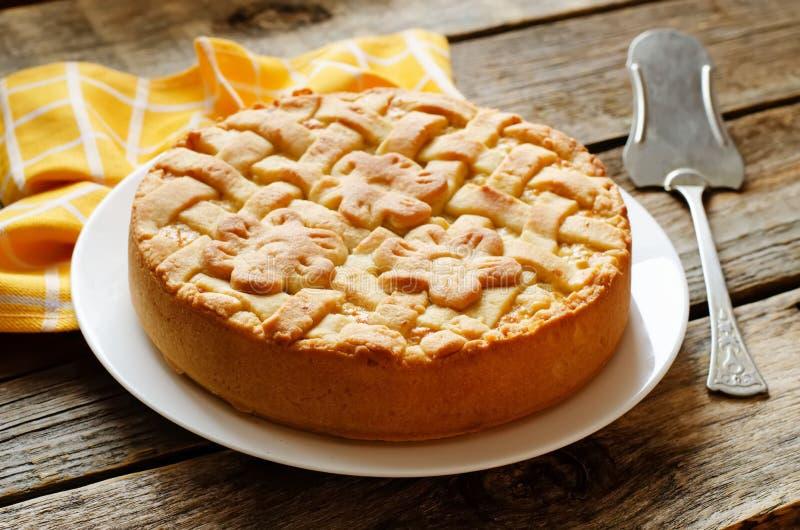 Торт пасхи итальянки стоковое изображение
