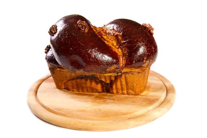 Торт пасхи стоковое изображение rf