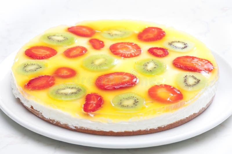 торт плода стоковые фотографии rf