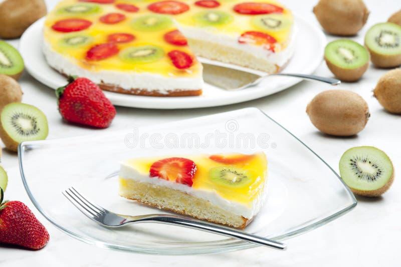 торт плода стоковые изображения