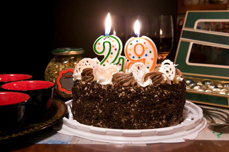 торт поздравительный стоковые фотографии rf