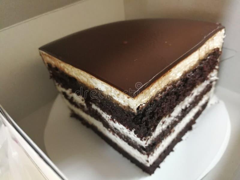 Торт потворства стоковое изображение