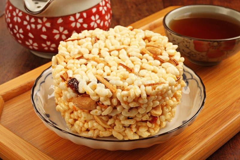 Торт риса стоковые фотографии rf