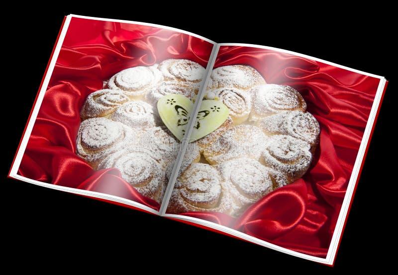 Download Торт роз на день матери иллюстрация штока. иллюстрации насчитывающей сладостно - 40583874