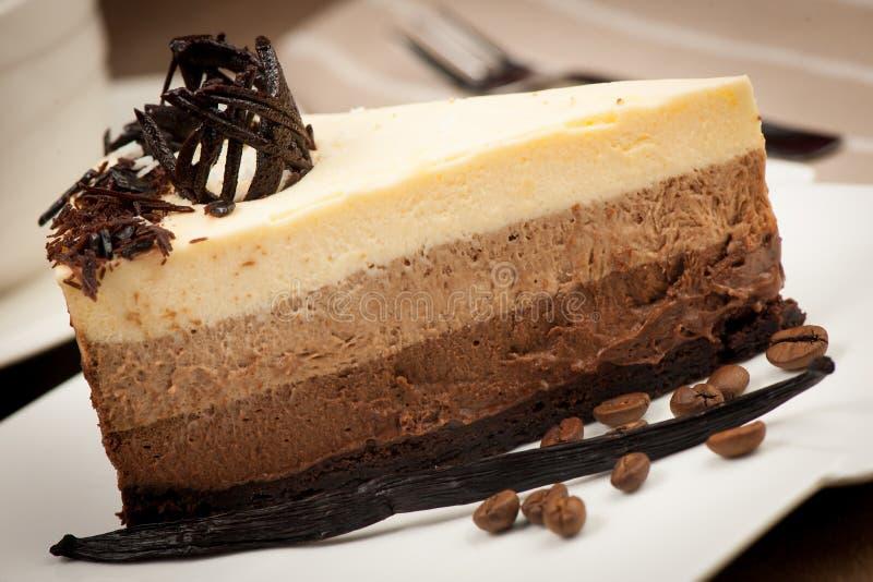 Торт шоколада стоковое фото