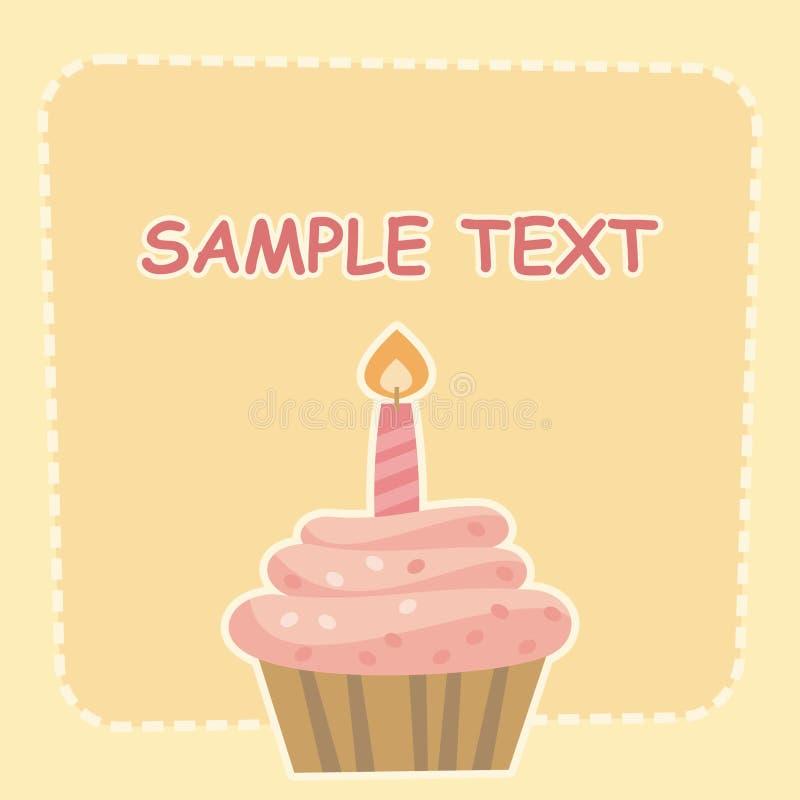Download торт иллюстрация вектора. иллюстрации насчитывающей ярлык - 18380736