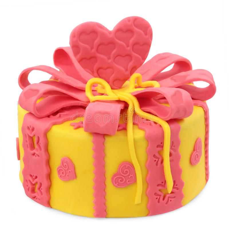 Торт стоковое фото rf
