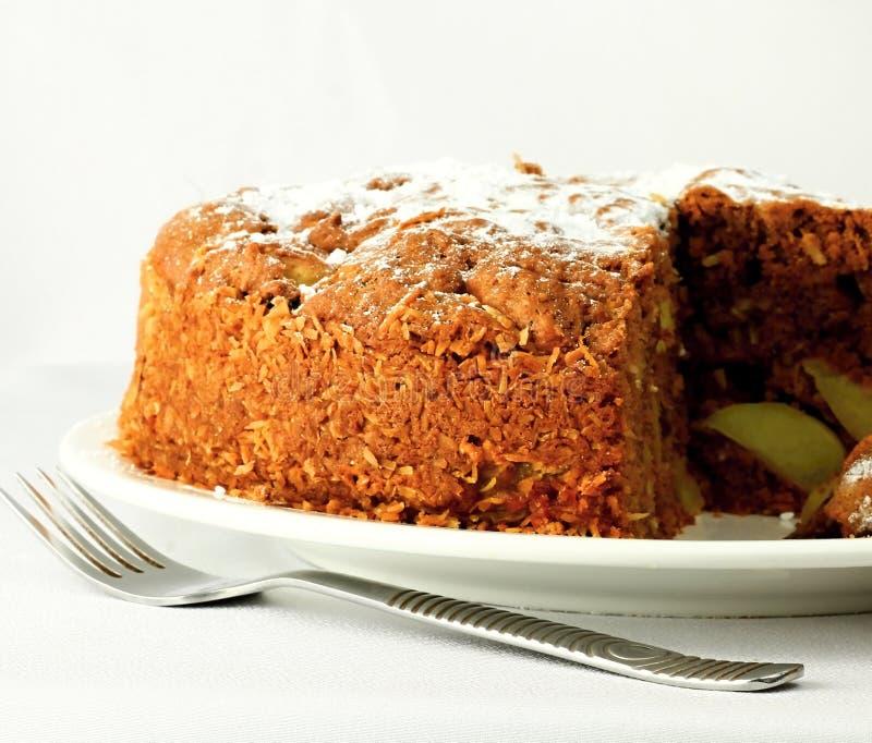 Торт 4 стоковое фото