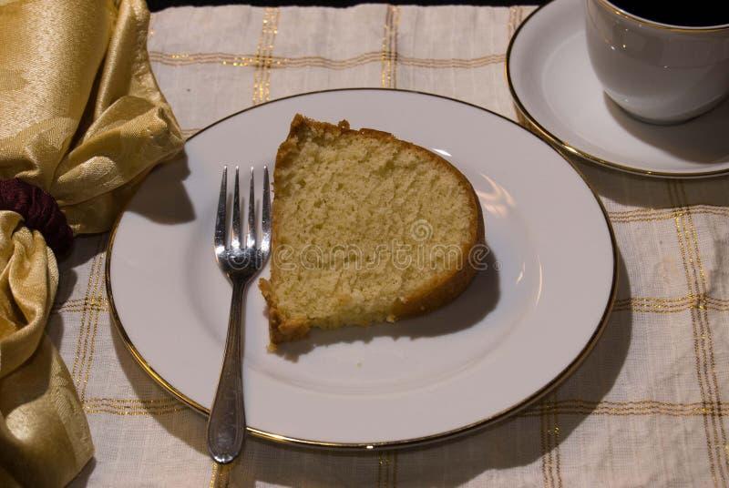 Торт 4 Bunt стоковые изображения