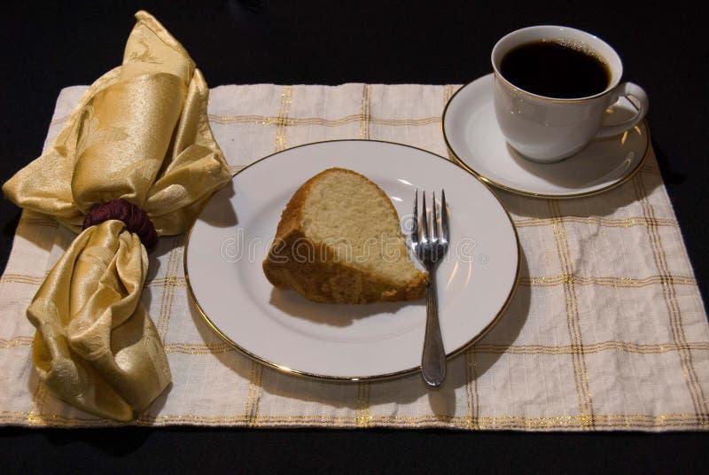 Торт 6 Bunt стоковое изображение