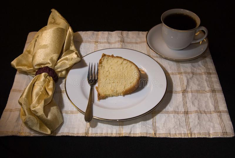 Торт 7 Bunt стоковые фото