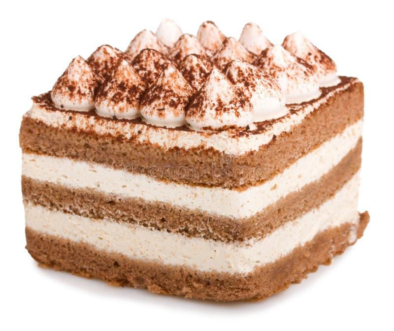 Торт Tiramisu стоковые фотографии rf
