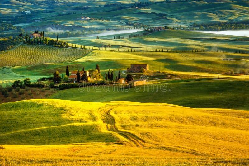 Тоскана - Италия стоковое фото