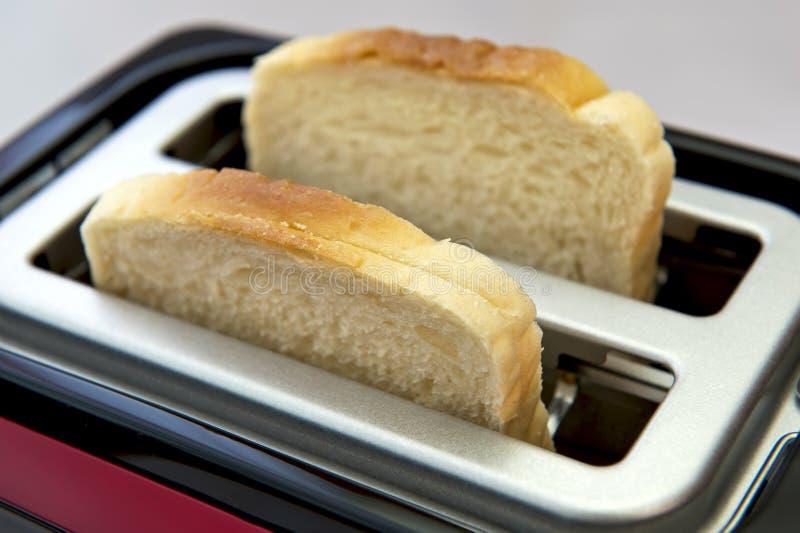тостер стоковое изображение rf